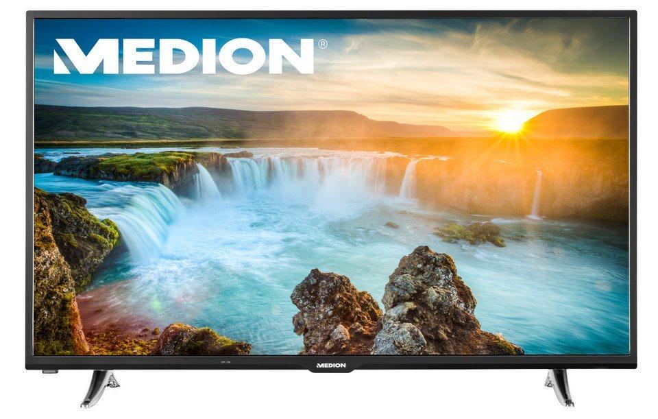 "MEDION® 125,7 cm (50"") Smart-TV LIFE® X18061 »Full HD, Triple Tuner mit DVB-T2 HD, WLAN« in schwarz"