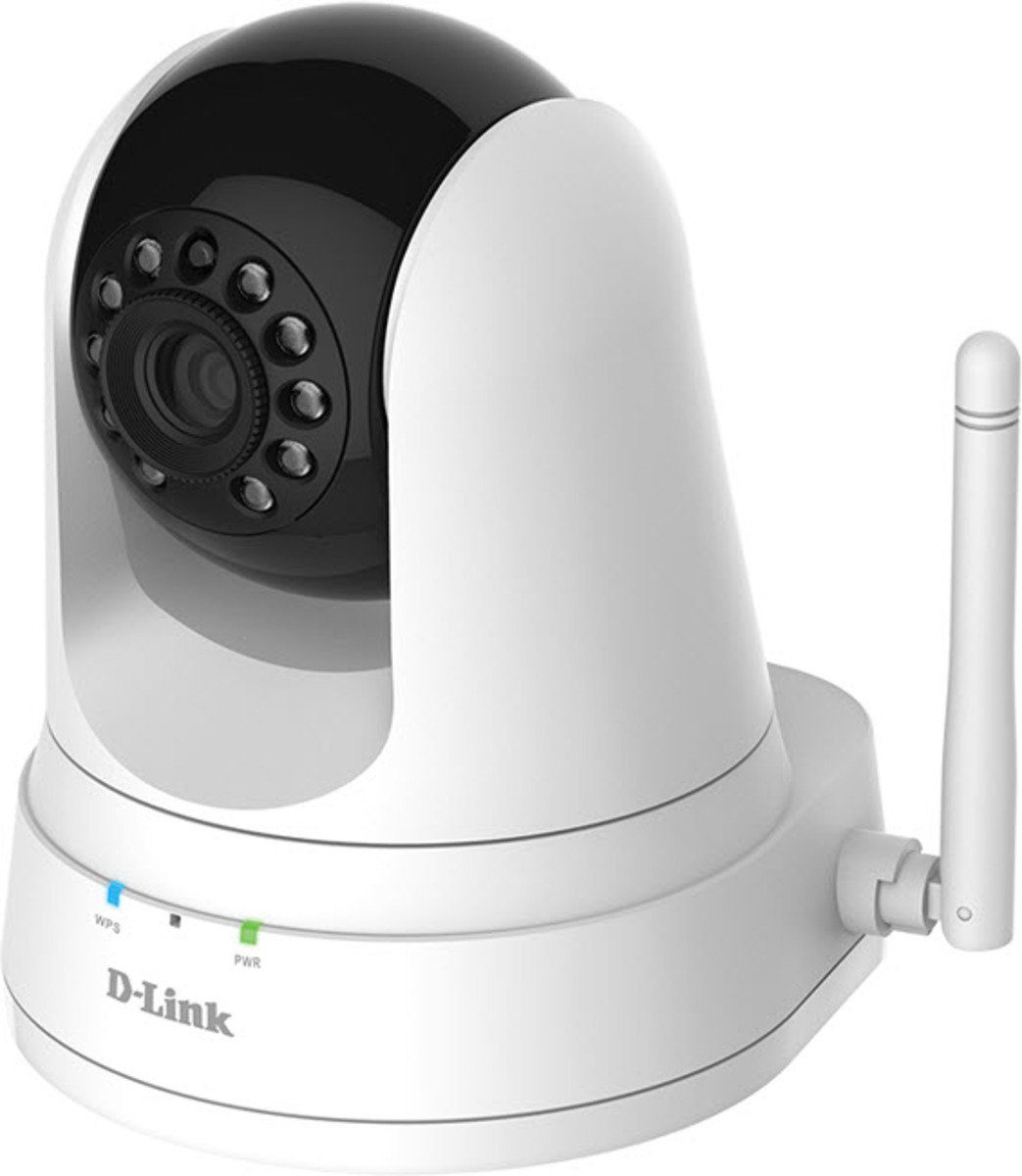 D-Link Ip-Kamera »DCS-5000L/E Wireless N Tag&Nacht Pan&Tilt Camera«