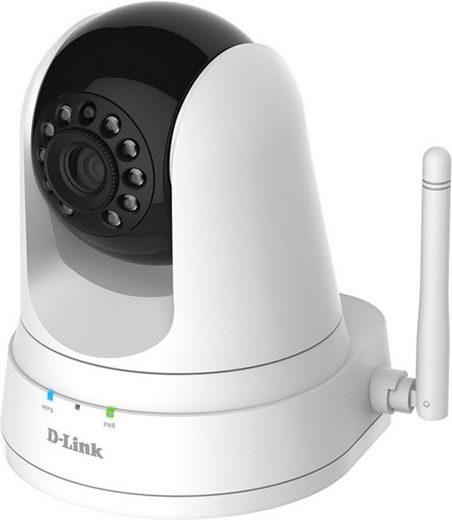 D-Link Ip-Kamera »DCS-5000L/E Wireless N Tag&Nacht Pan&Tilt Camera«