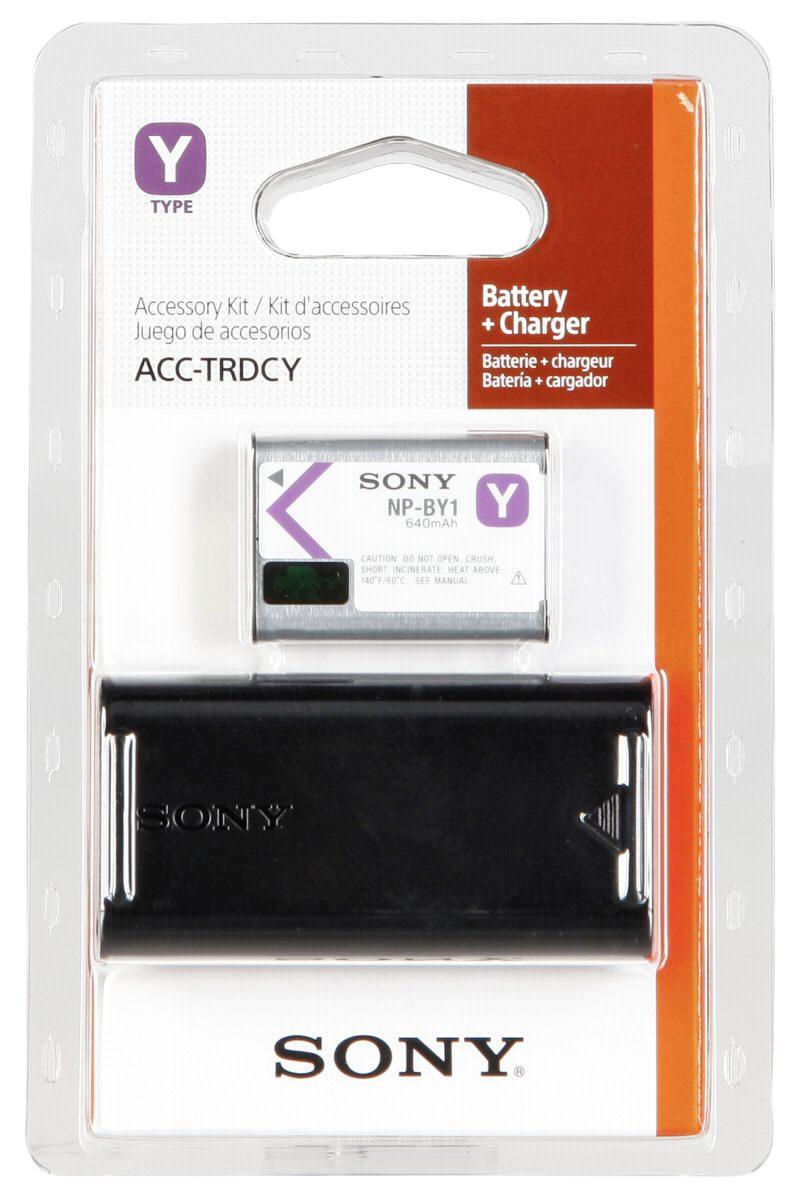 Sony Foto Equipment »ACC-TRDCY Zubehörpaket für HDR-AZ1«