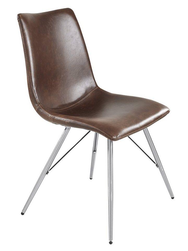 Heine Home Stuhl 2er Set Angenehmer Sitzkomfort Online Kaufen Otto