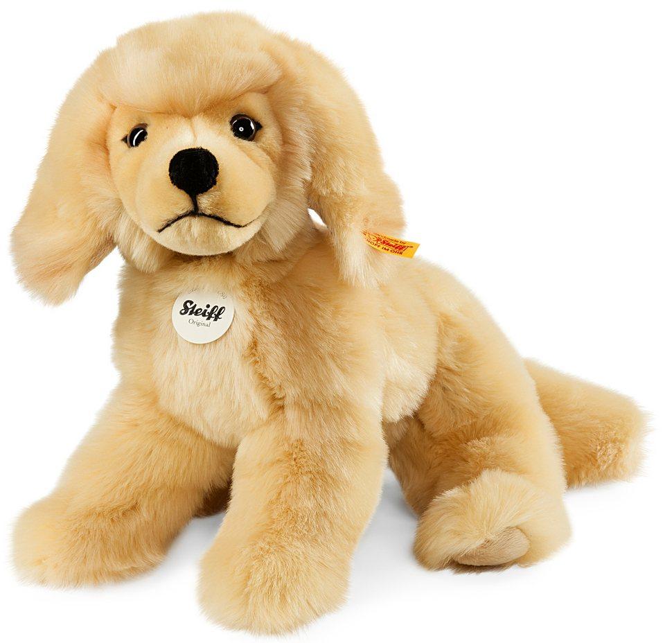 steiff pl schtier hund lenni golden retriever 28 cm online kaufen otto. Black Bedroom Furniture Sets. Home Design Ideas