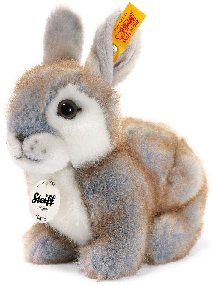 Steiff Plüschtier Hase, »Happy Kaninchen, 18 cm«
