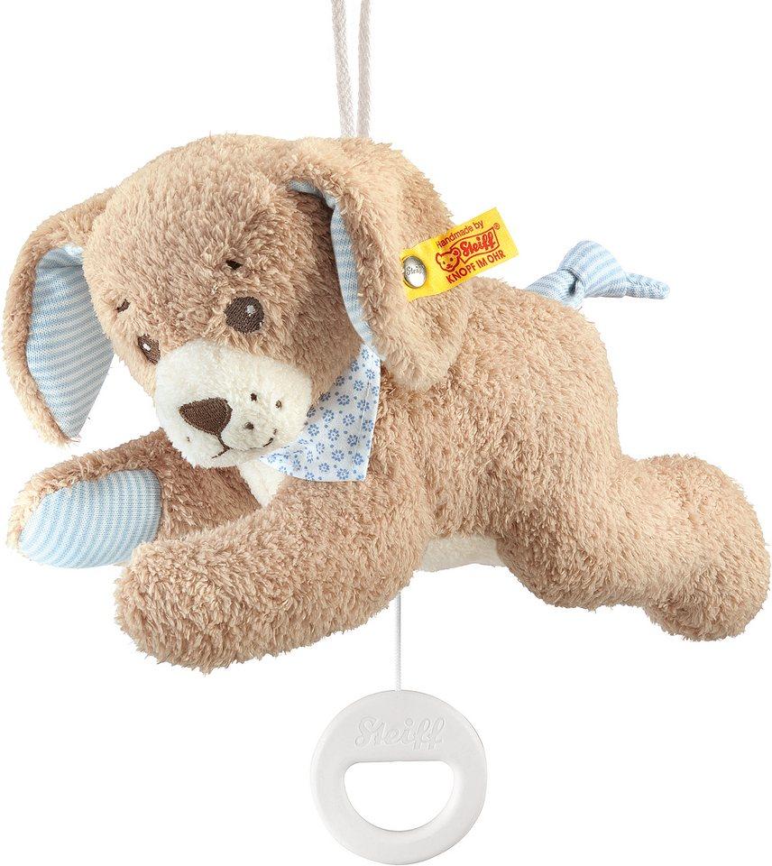 Steiff Plüschtier mit Spieluhr, »Gute Nacht Hund, 22 cm«