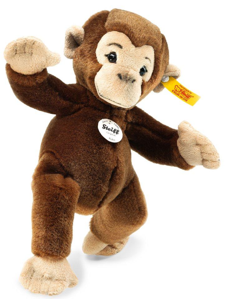 Steiff Plüschtier Affe, »Koko Schimpanse, 20 cm«