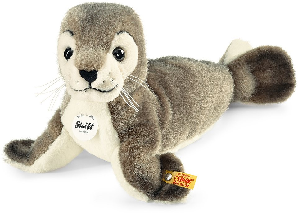 Steiff Plüschtier, »Robby Seehund, 30 cm«