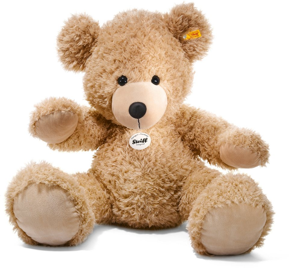Steiff Plüschtier, »Teddy Fynn beige, 80 cm«