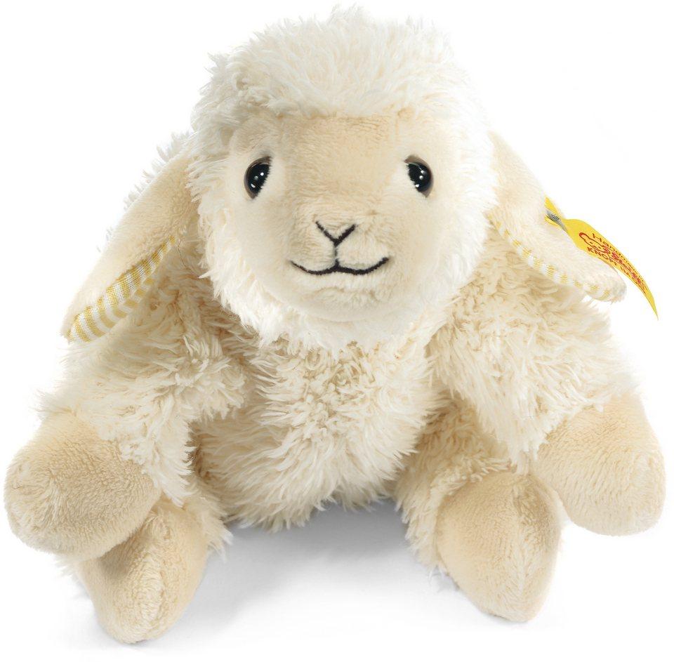 Steiff Plüschtier Schaf, »Linda Lamm liegend, 16 cm«