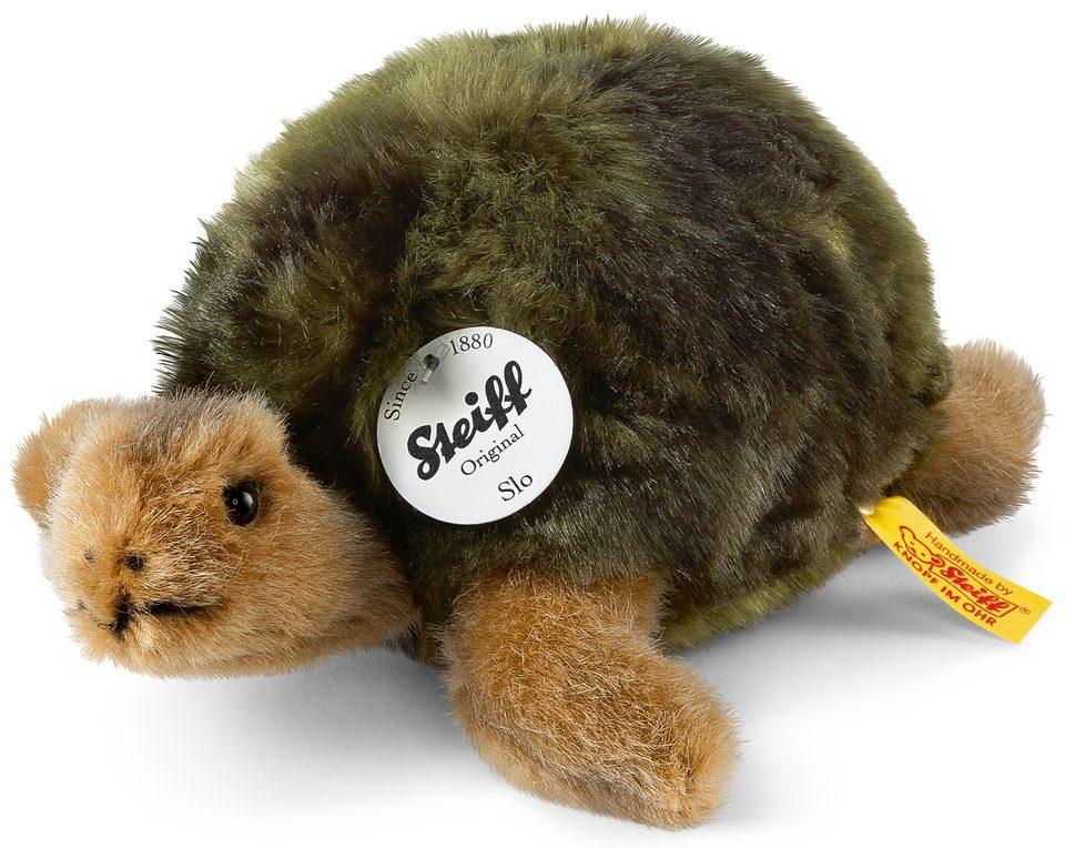 Steiff Plüschtier, »Slo Schildkröte, 20 cm«