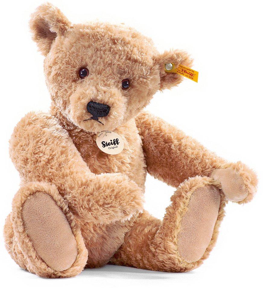 Steiff Plüschtier Teddy, »Elmar goldbraun«