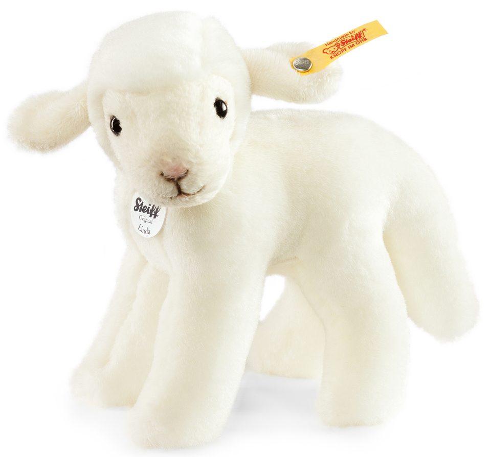 Steiff Plüschtier Schaf, »Linda Lamm stehend, 16 cm«