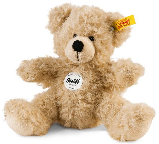Steiff Kuscheltier »Teddy Fynn beige, 18 cm«