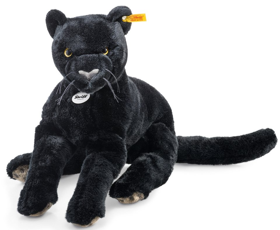 Steiff Plüschtier, »Nero Panther, 40 cm«