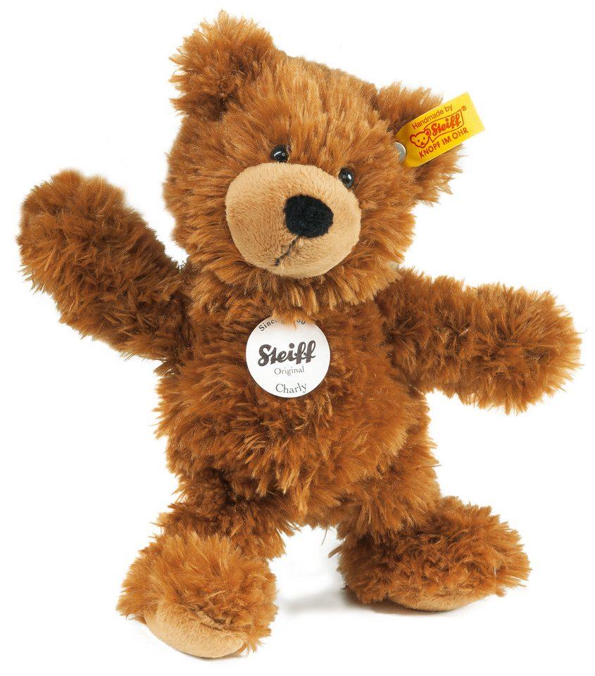 Steiff Plüschtier Teddy, »Charly braun, 23 cm«