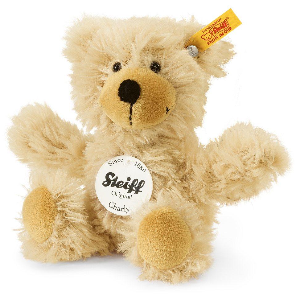Steiff Plüschtier Teddy, »Charly beige, 16 cm«