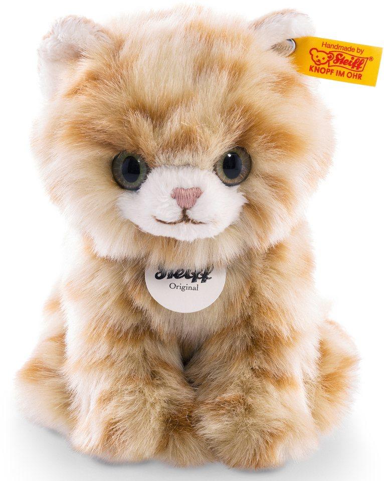 Steiff Plüschtier Katze,  Lizzy Kätzchen, 17 cm