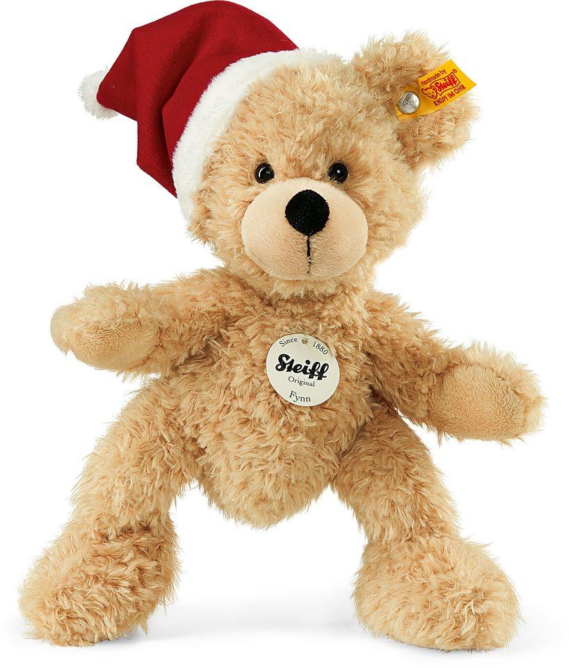Steiff Plüschtier Teddy, »Fynn Weihnachtsmann, 24 cm«