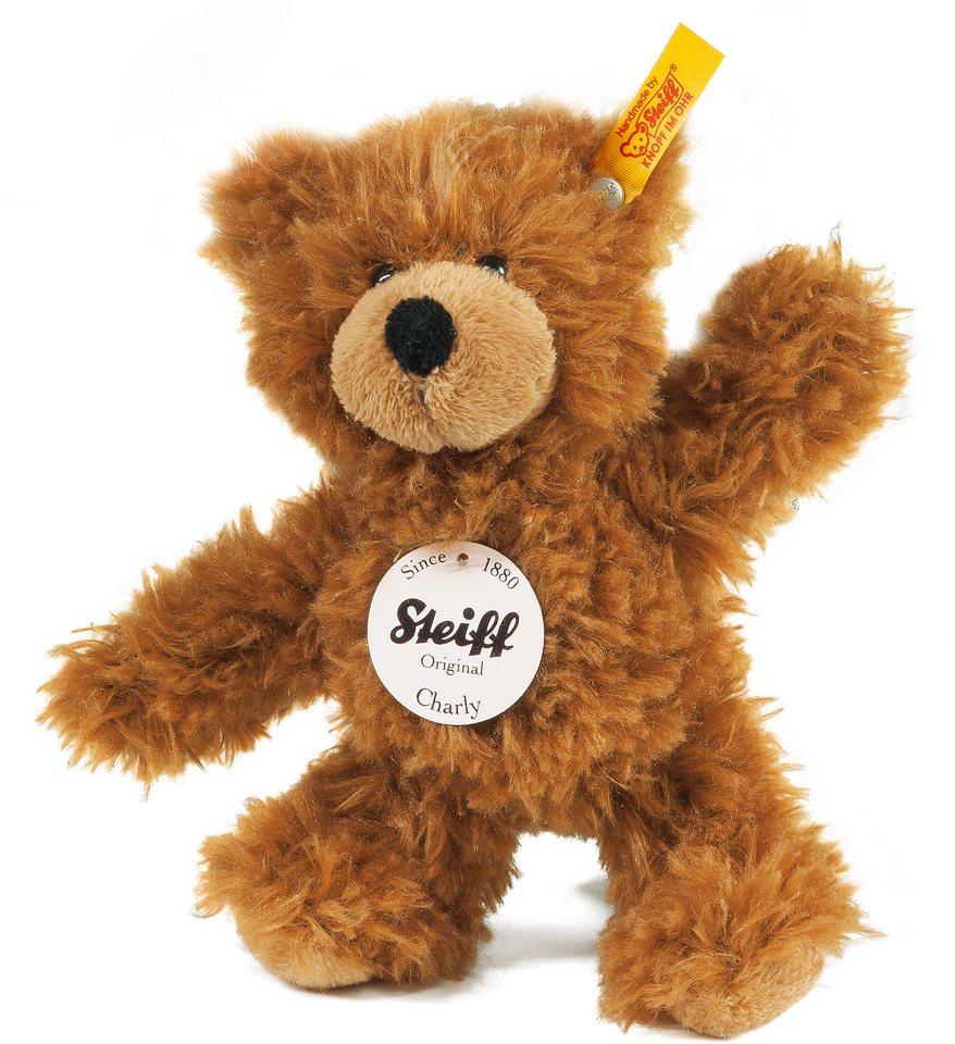 Steiff Plüschtier Teddy, »Charly braun, 16 cm«
