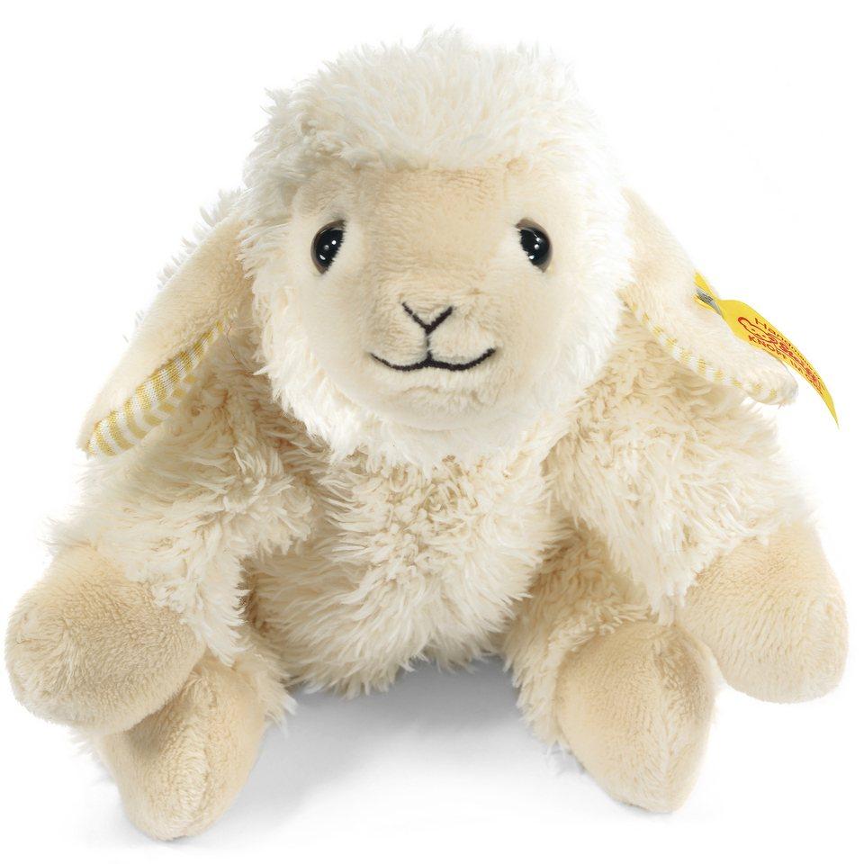 Steiff Plüschtier Schaf, »Linda Lamm liegend, 22 cm«