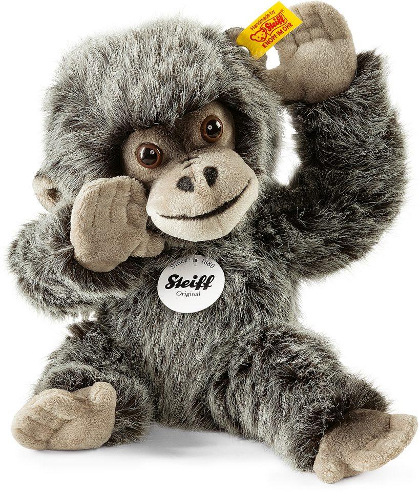Steiff Plüschtier Affe, »Gora Gorilla Baby, 25 cm«