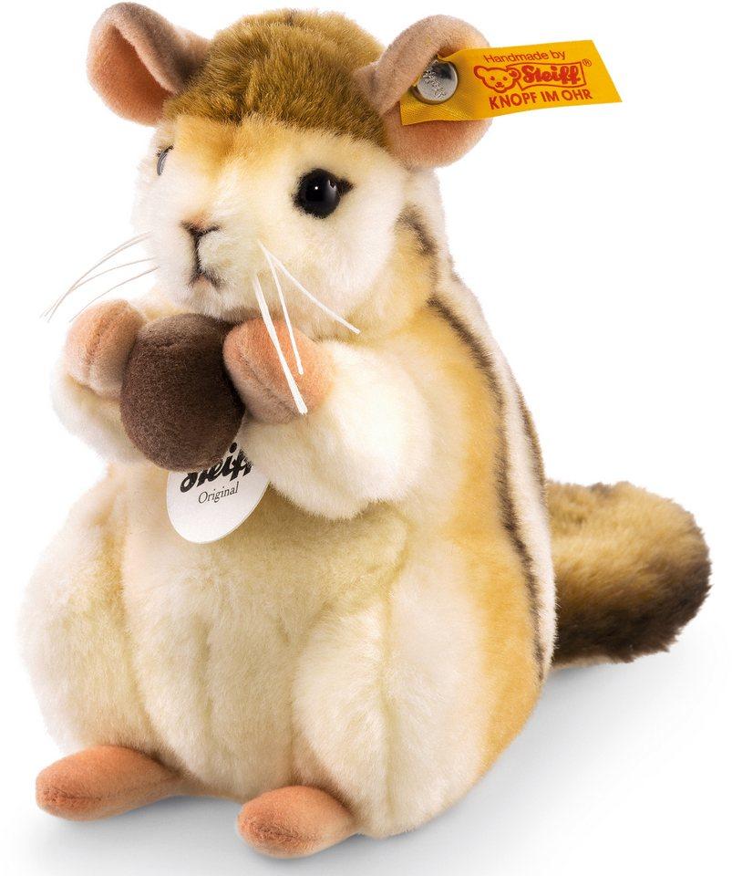 Steiff Plüschtier, »Kecki Streifenhörnchen, 15 cm«