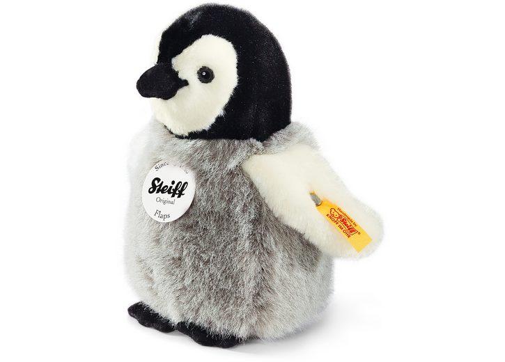 Steiff Plüschtier, »Flaps Pinguin, 16 cm«