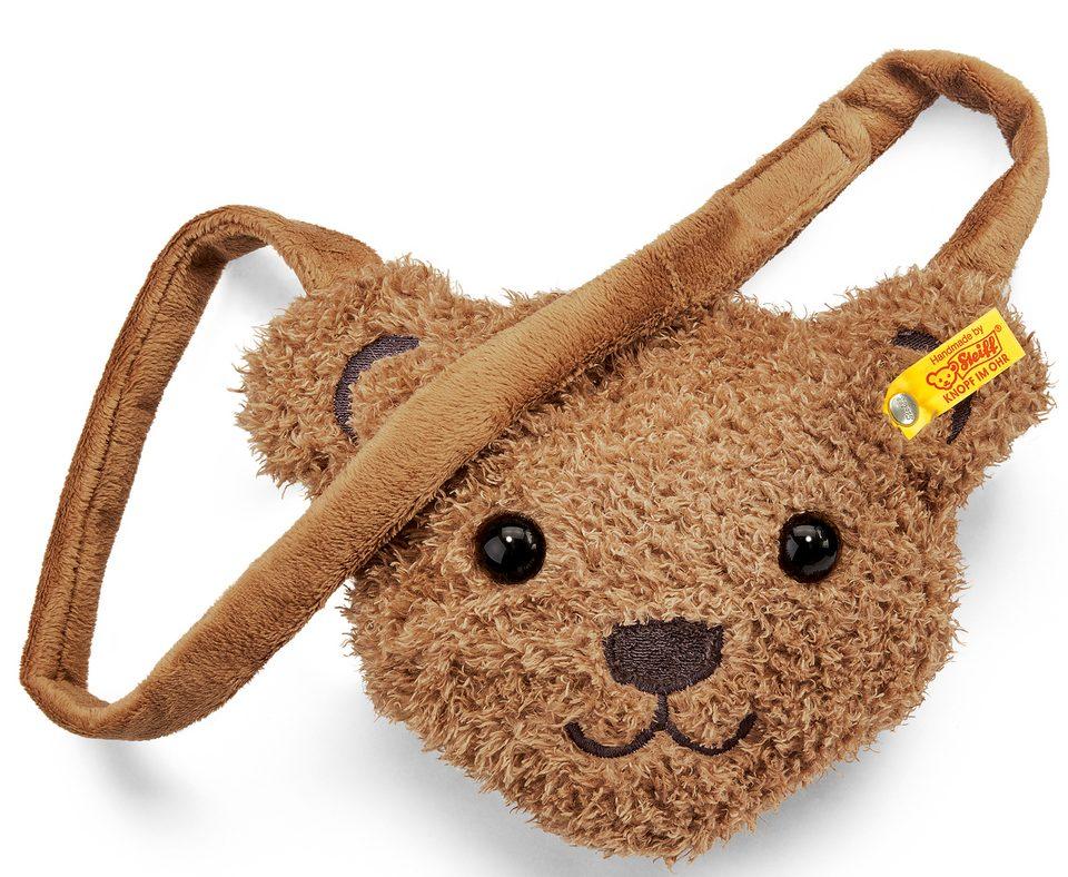 Steiff Umhängetasche, »Teddy Tasche braun«