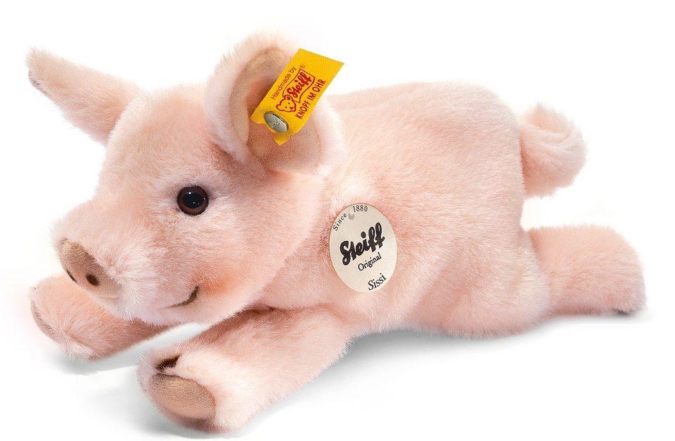 Steiff Plüschtier, »Sissi Schwein, 22 cm«