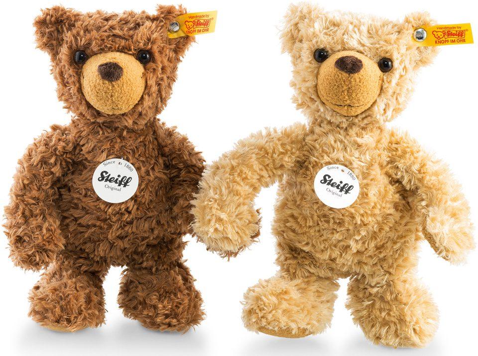 Steiff Set Teddybären, »Set Kimba und Kai, 21 cm«