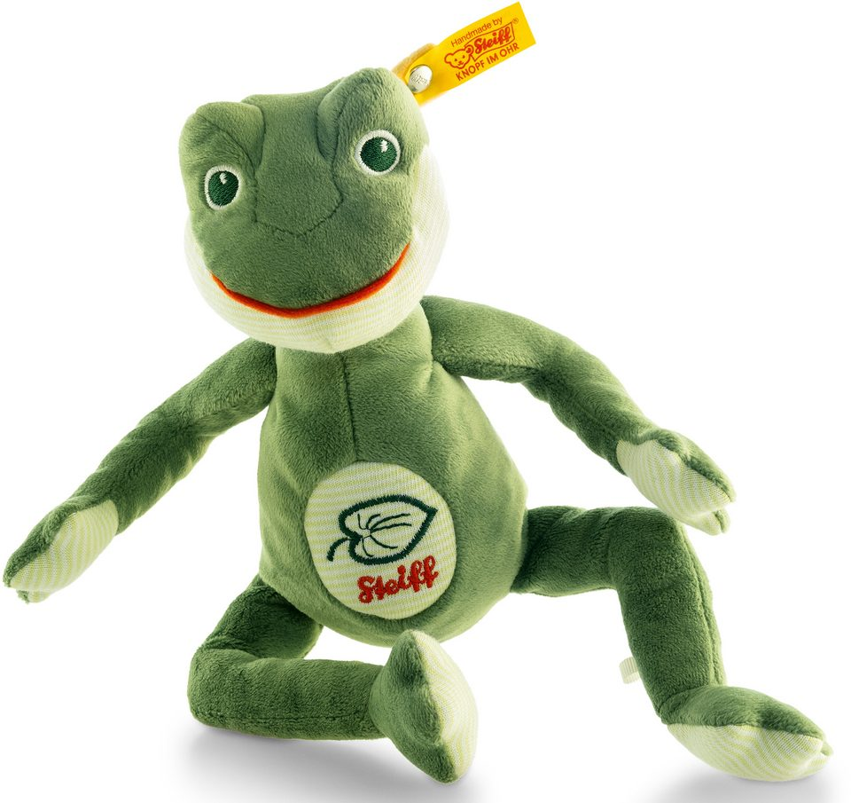 Steiff Plüschtier Frosch, »Fabio grün, 26 cm«