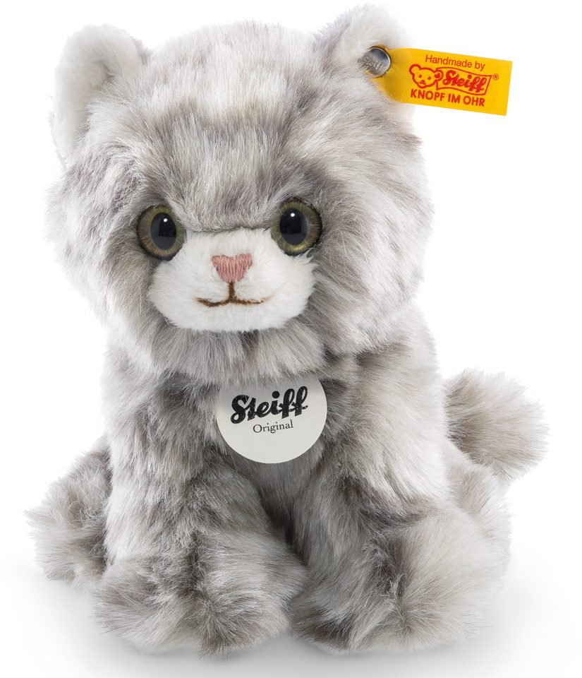 Steiff Plüschtier Katze, »Minka Kätzchen, 17 cm«