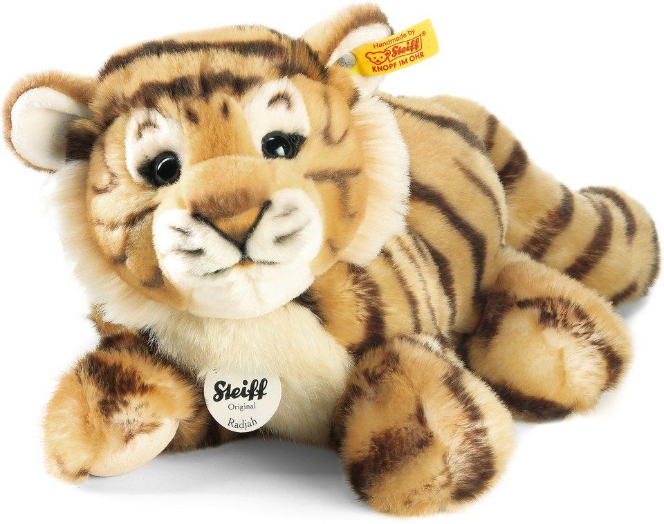 Steiff Plüschtier, »Radjah Baby Tiger, 28 cm«