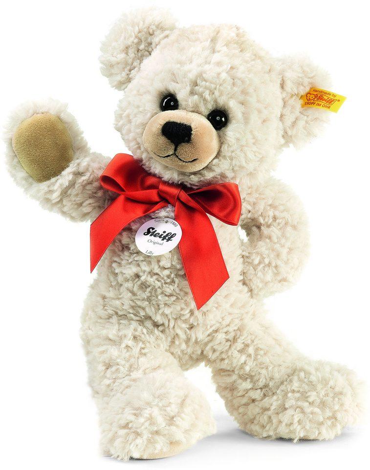 Steiff Plüschtier Teddy, »Lilly creme, 28 cm«