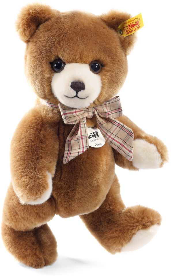 Steiff Plüschtier, »Teddy Petsy caramel, 35 cm«
