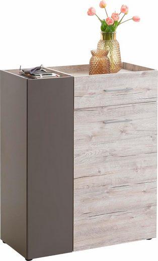 fmd kommode alan 1 breite 80 cm online kaufen otto. Black Bedroom Furniture Sets. Home Design Ideas
