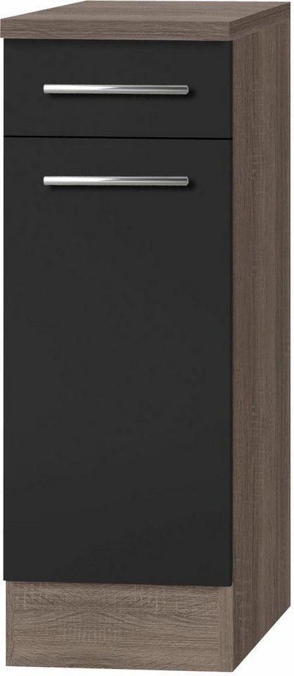 Optifit Unterschrank »Korfu«, Breite 30 cm in anthrazit