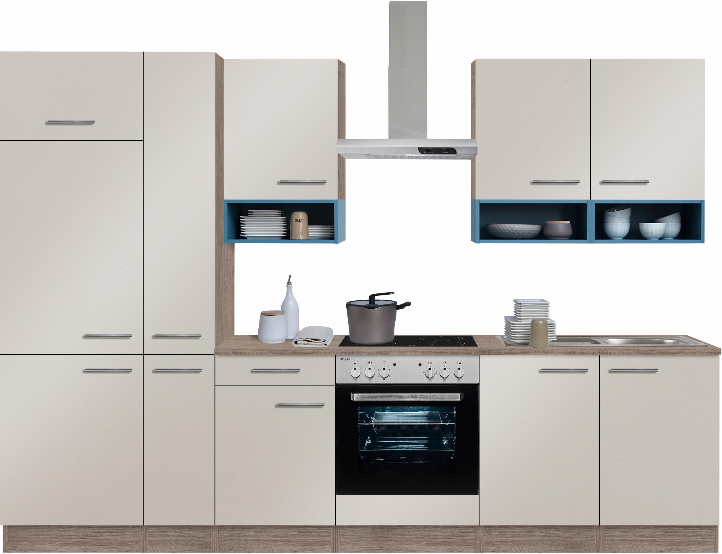 Küche 300 Cm   Neff Kuchenzeilen Online Kaufen Mobel Suchmaschine Ladendirekt De