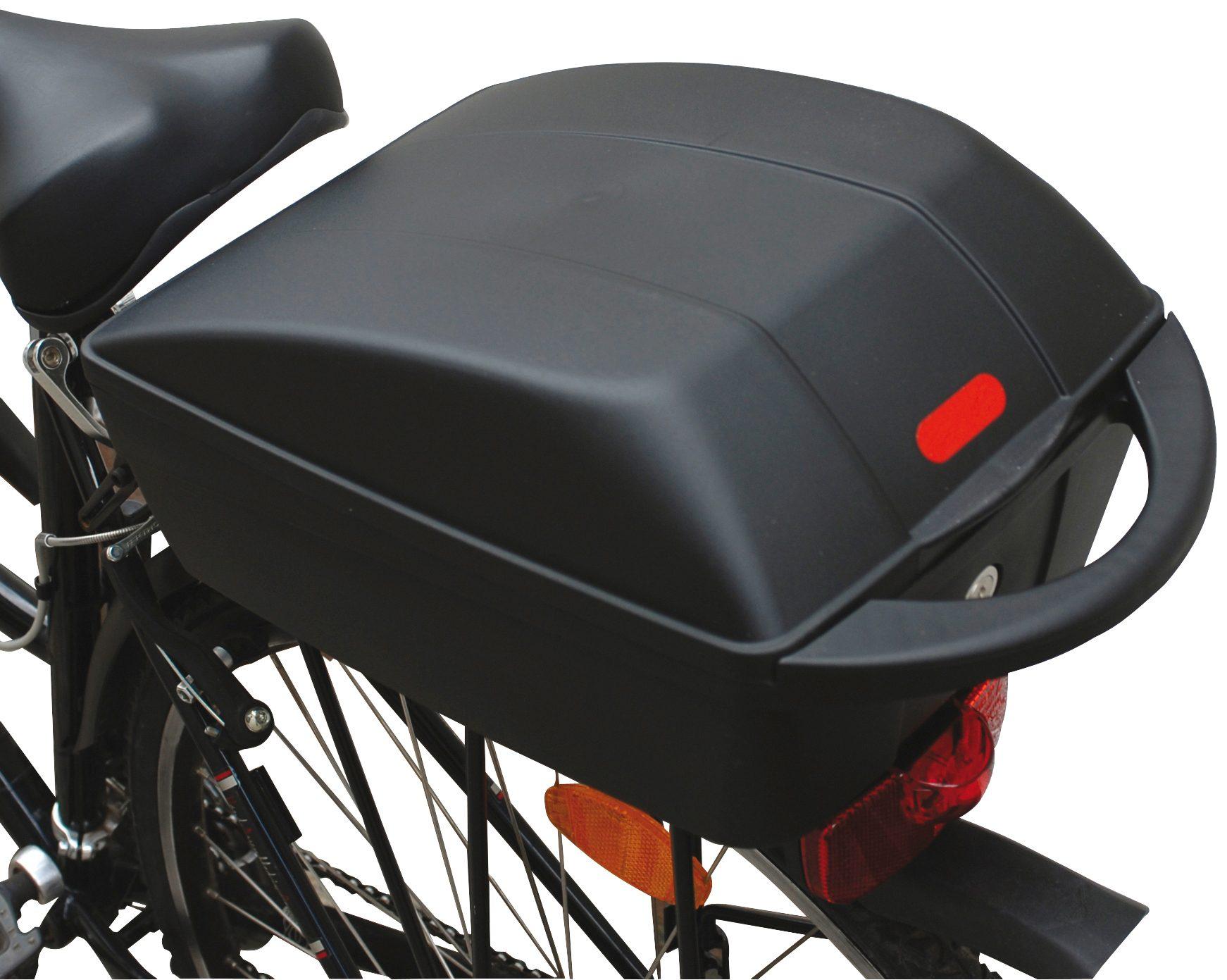 Topcase »Fahrrad-Gepäckbox«, für Gepäckträger
