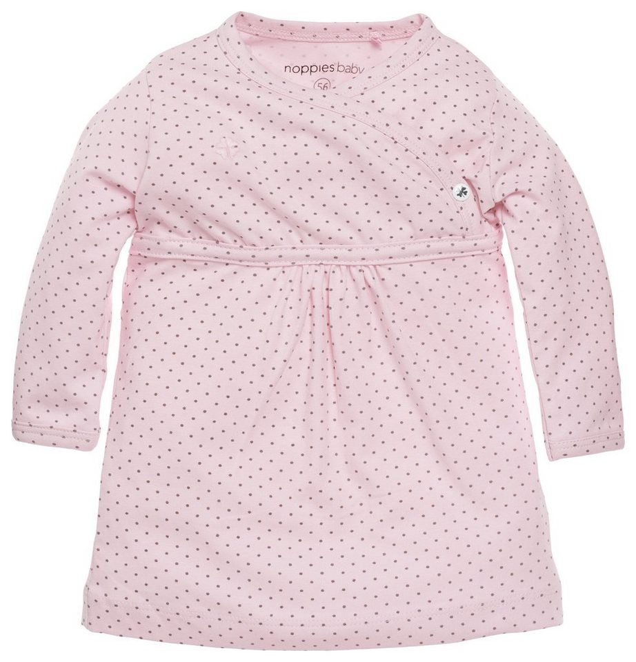 NOPPIES Kleid »Rianne« in Light Rose