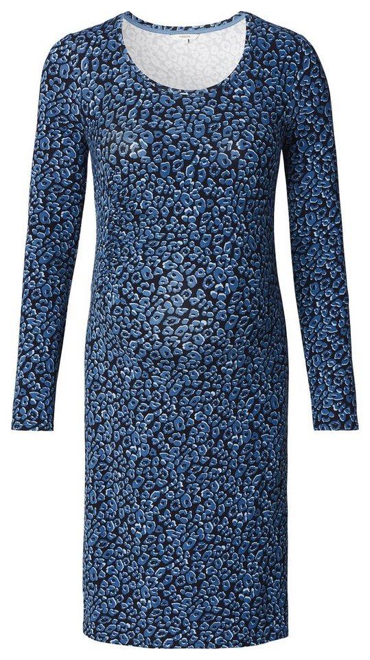 NOPPIES Kleid »Ivy« in Dark Blue