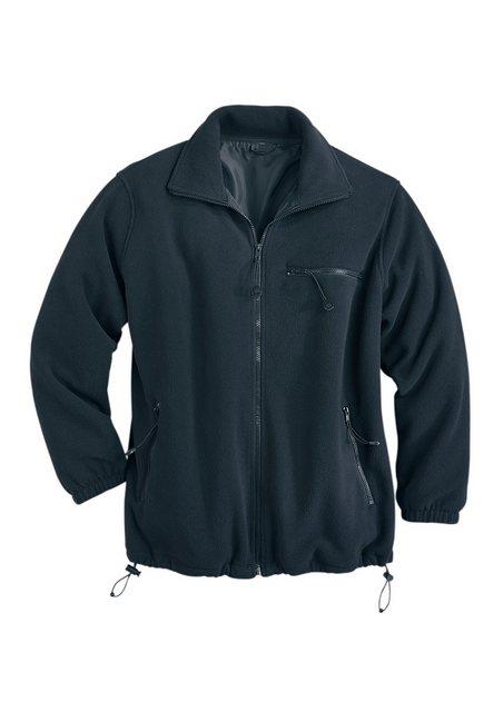 marco donati -  Fleece-Jacke in wärmeisolierender Qualität