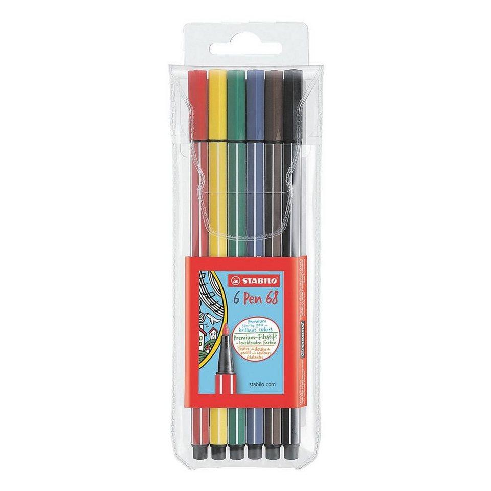 Stabilo Fasenschreiber »Pen 68«