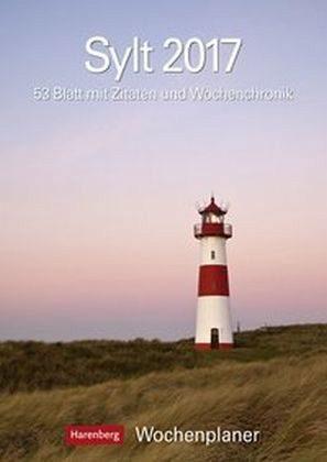 Kalender »Sylt 2017«