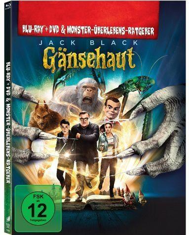 Blu-ray »Gänsehaut (Blu-ray + DVD)«
