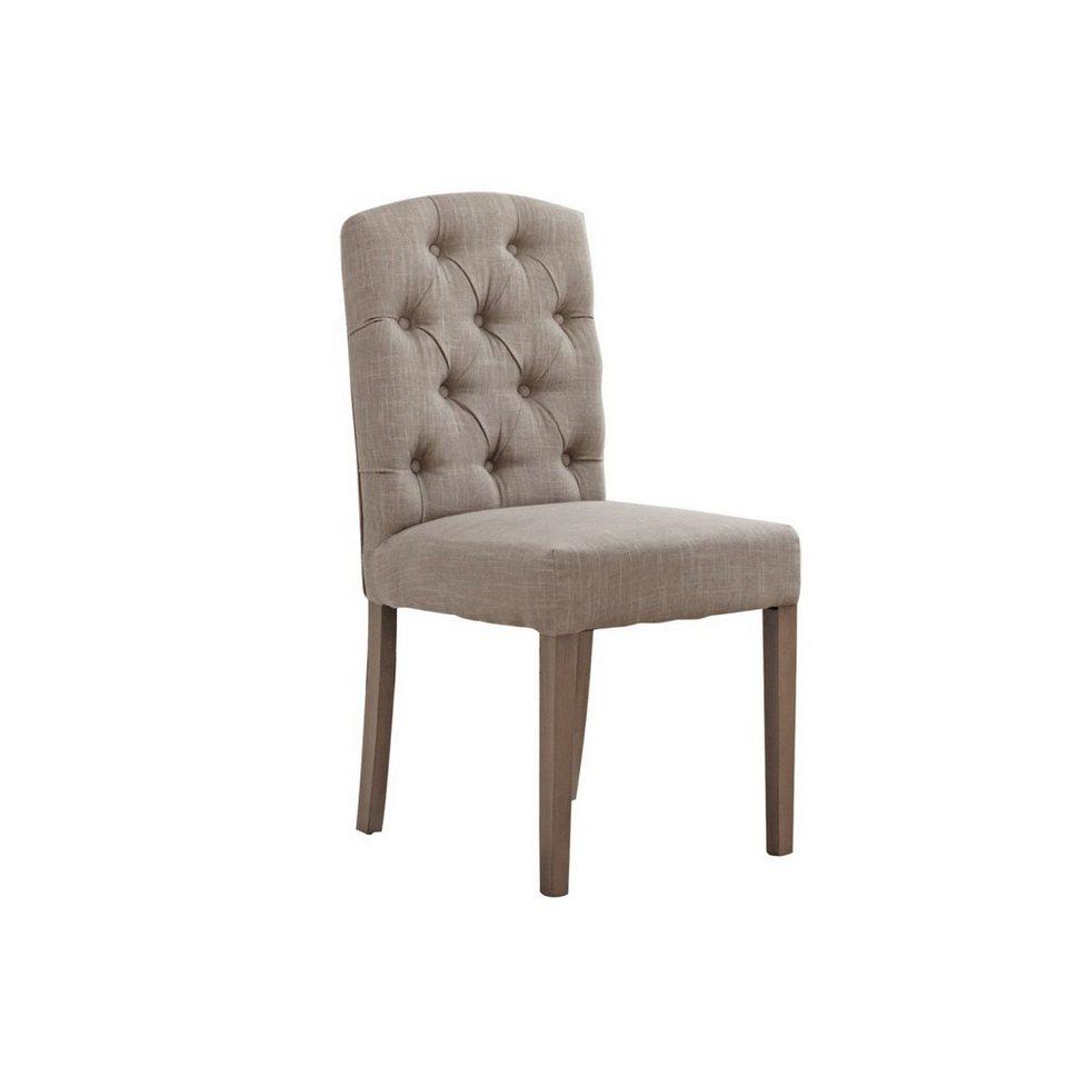 Loberon Stuhl »Fulden« in leinen