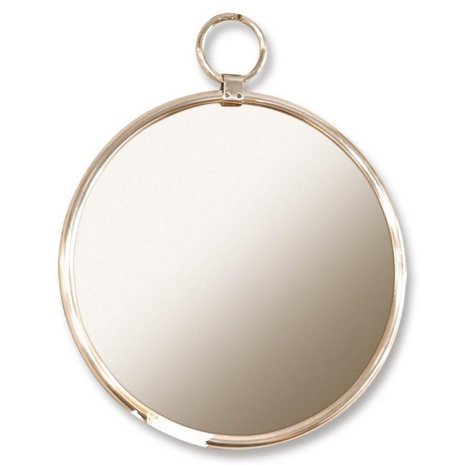 Loberon Spiegel »Hergen« in silber