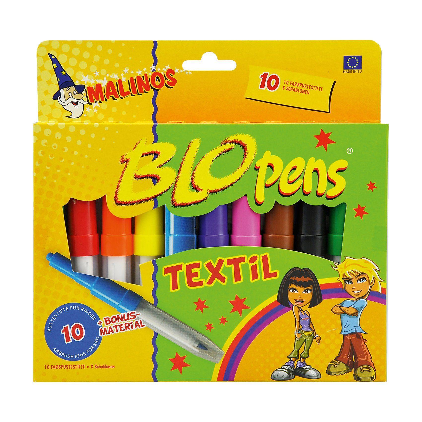 Amewi Malinos BloPens Textil, 10er