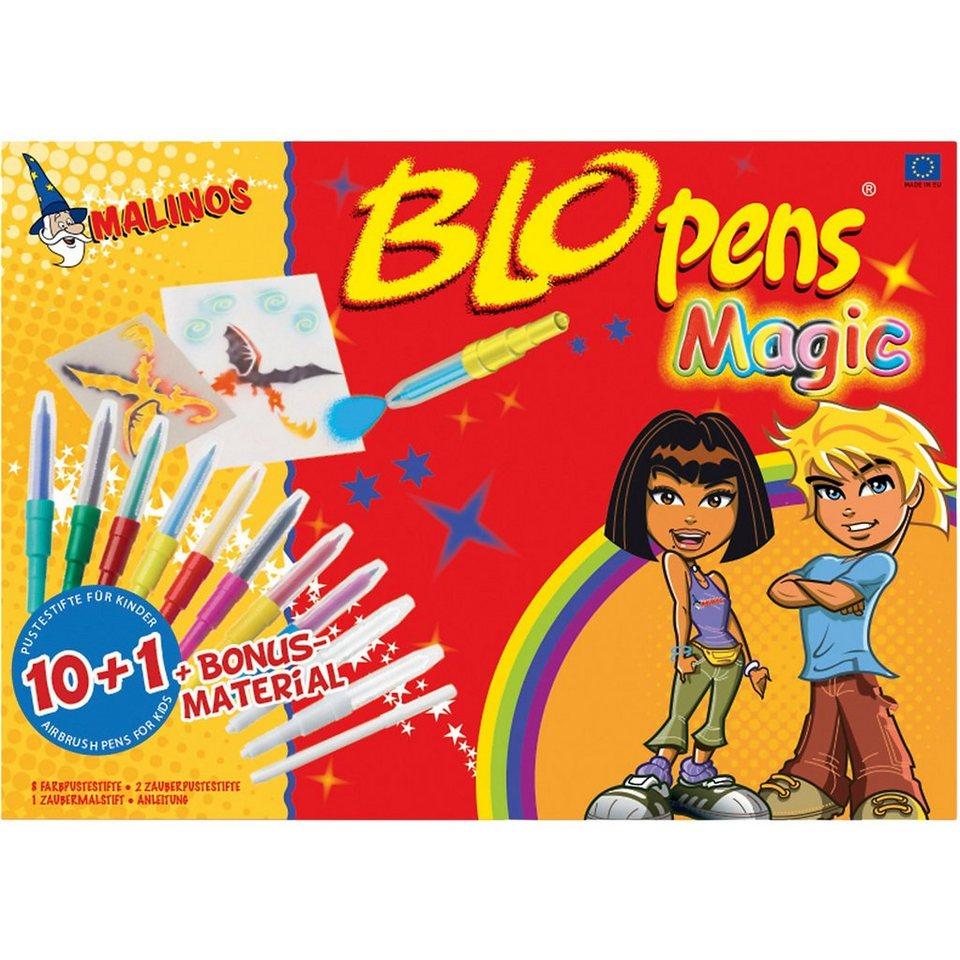 Amewi Malinos BloPens Magic 10+1