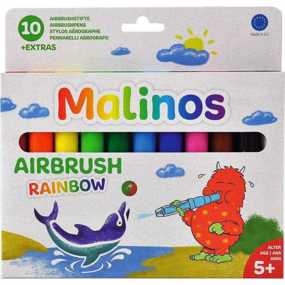 Amewi Malinos BloPens Rainbow 10er