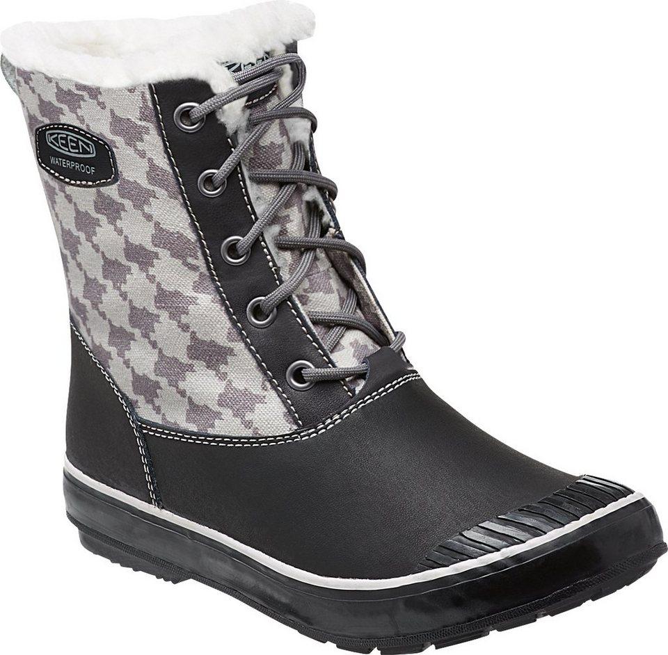 Keen Winterstiefel »Elsa WP Boots Women« in schwarz